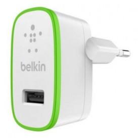 Tête de chargeur secteur Belkin blanc