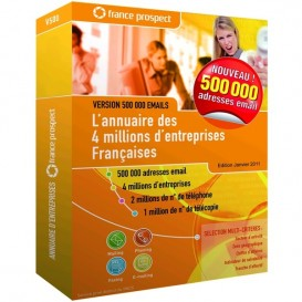 France Prospect 500 000 e-mail Septembre 2019