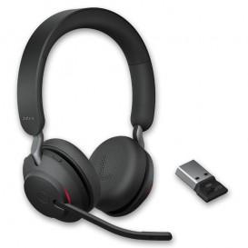 Jabra Evolve2 65 USB-A UC Duo