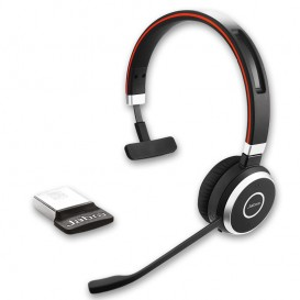 Casque PC Jabra Evolve 65 UC Mono