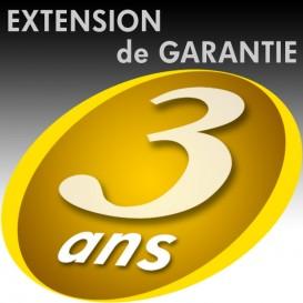 Extension de garantie 3 ans aller / retour atelier