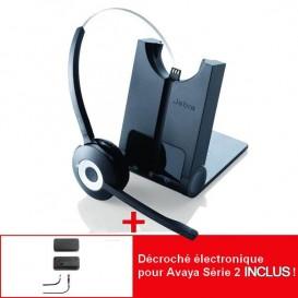 Pack Jabra PRO 920 pour Avaya Série 2