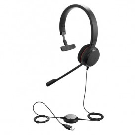 Casque Jabra Evolve 20 USB UC MS Mono