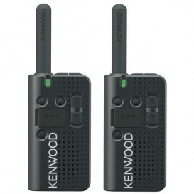 Pack Duo : 2 talkies Kenwood PKT-23E