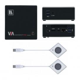 Kramer VIA Connect Pro + Bouton Kramer VIA Pad
