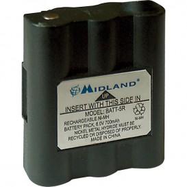 Batterie de rechange pour Midland G6