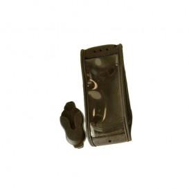 Housse cuir pour Mitel 610 / 620 / 630 series + clip ceinture