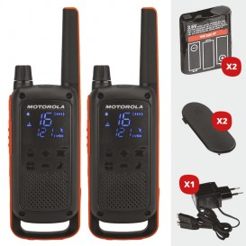 Talkie Walkie Motorola T82