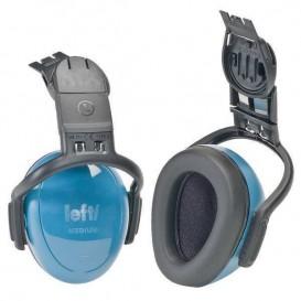 Casque anti-bruit passif bleu medium MSA