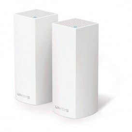 Système WiFi Linksys Velop : Pack de 2 bornes