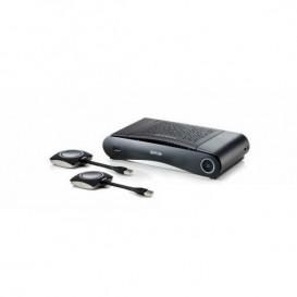 Pack vidéo conférence ClickShare CS100 + Dongle USB-C supplémentaire gratuit