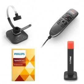 Philips SpeechOne avec SE Pro Dictate