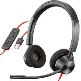 Poly - Plantronics Blackwire 3320 USB-A