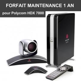 Forfait maintenance Premier 1 an - HDX 7000
