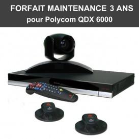 Forfait maintenance Premier 3 ans - QDX 6000