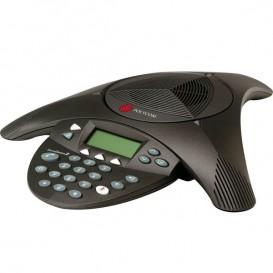 Soundstation 2 avec écran + Service de conférence téléphonique
