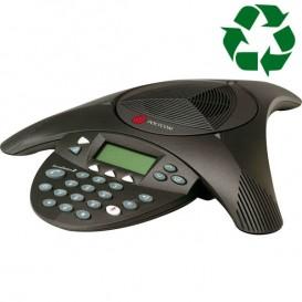 Polycom Soundstation 2 EX avec écran Reconditionné + 1 mois d'abonnement gratuit (