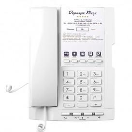 Depaepe Premium Hotel 5 - Blanc Pack de 4