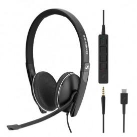 Sennheiser SC165 - USB-C et Jack 3.5 mm