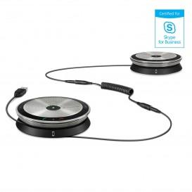 Speakerphone Sennheiser SP220 MS + 30 jours d'accès au service de conférence téléphonique OFFERTS