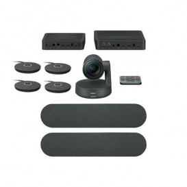 Pack Logitech Rally Plus + 2 Mic Pod