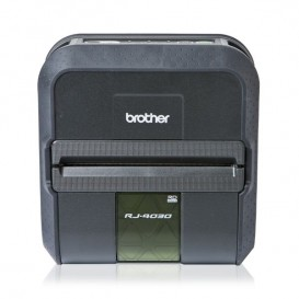 Brother RJ-4030 Bundle - Imprimante mobile 4 pouces