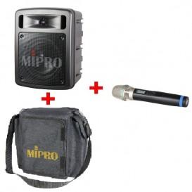 Mipro MA303SB + housse + micro main