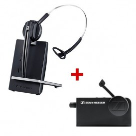 Sennheiser D 10 Phone + levier mécanique de décrochage à distance HSL10