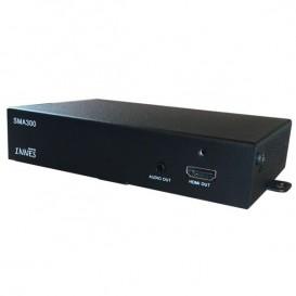 Innes SMA300 - Lecteur multimédia Full HD
