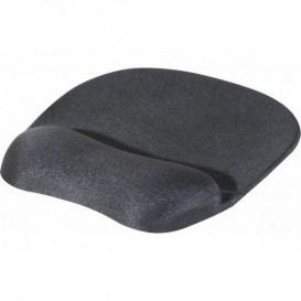 Tapis de souris avec repose poignet Noir