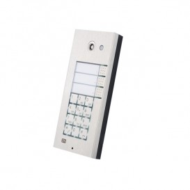 Interphone Helios IP Vario 3 teclas, clavier et caméra