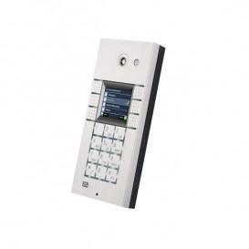 Interphone Helios IP Vario 6 boutons, clavier, caméra et écran