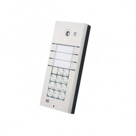 Interphone Helios IP Vario 6 boutons, clavier et vidéo
