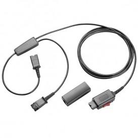 Câble Y double écoute Plantronics