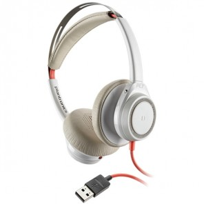 Plantronics Blackwire 7225 USB - Blanc