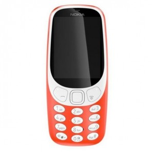 Nokia 3310 Rouge