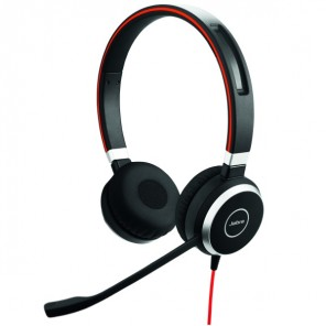 Jabra Evolve 40 Duo Jack 3.5