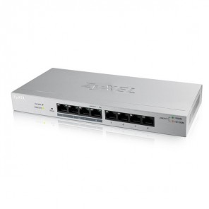Zyxel GS12008 - Switch 8 ports