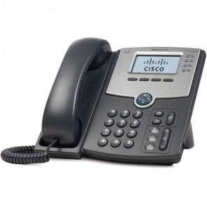 Téléphone IP filaire Cisco SPA 504G