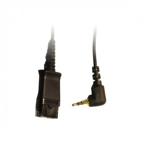 Cordon Plantronics QD / Jack 2.5 mm pour Cisco SPA