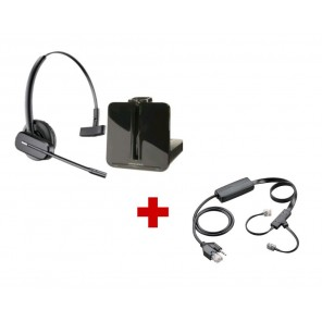 Pack Plantronics CS540 pour Cisco