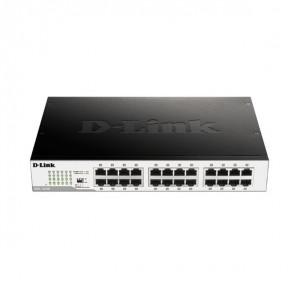 D-LINK DGS-1024D - Switch 24 ports
