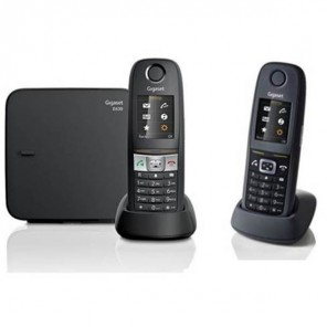 Promo Pack Duo : Gigaset E630 + 1 combiné supplémentaire Gigaset R650H