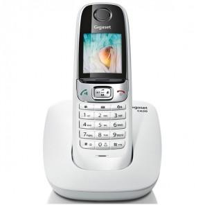 Téléphone sans fil Gigaset C620 Blanc