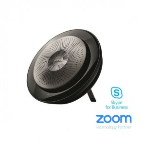 Jabra Speak 710 MS Portable Bluetooth Speakerphone + 30 jours d'accès au service de conférence téléphonique OFFERTS