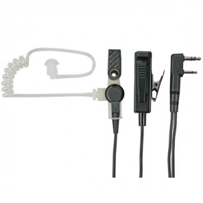 Kit bodyguard micro cravate pour Kenwood