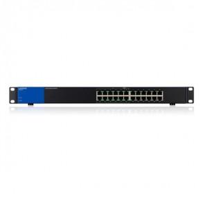 Linksys LGS124P 24 ports PoE
