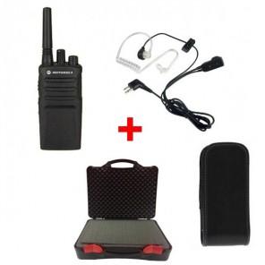 Pack Mallette : la paire de XT420 + 2 kits bodyguard + 2 housses + 1 mallette