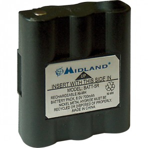 Batterie de rechange Midland G7 et Atlantic