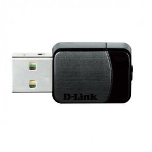 D-LINK Adaptateur nano USB sans fil AC